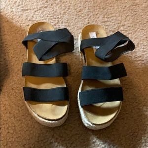Steve Madden Kimmie shoes - size 8